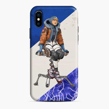 Load image into Gallery viewer, Apex Legends A Wattson iPhone X/XS Case