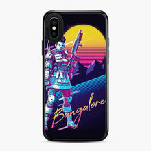 Load image into Gallery viewer, Apex Legends Bangalore iPhone X/XS Case