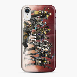 Apex Legends Character iPhone XR Case