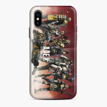 Load image into Gallery viewer, Apex Legends Character iPhone X/XS Case