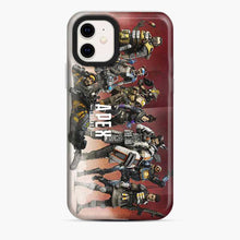 Load image into Gallery viewer, Apex Legends Character iPhone 11 Case