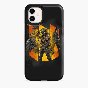 Apex Legends Fire Power iPhone 11 Case