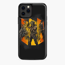 Load image into Gallery viewer, Apex Legends Fire Power iPhone 11 Pro Case
