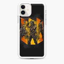 Load image into Gallery viewer, Apex Legends Fire Power iPhone 11 Case