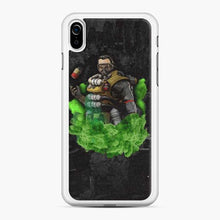 Load image into Gallery viewer, Apex Legends Green Smoke iPhone XR Case