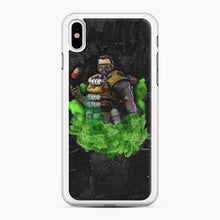 Load image into Gallery viewer, Apex Legends Green Smoke iPhone X/XS Case