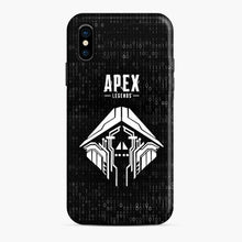 Load image into Gallery viewer, Apex Legends Hack Crypto iPhone X/XS Case