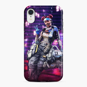 Apex Legends Lifeline Retro iPhone XR Case
