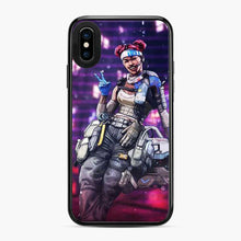 Load image into Gallery viewer, Apex Legends Lifeline Retro iPhone X/XS Case