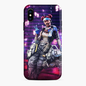 Apex Legends Lifeline Retro iPhone X/XS Case