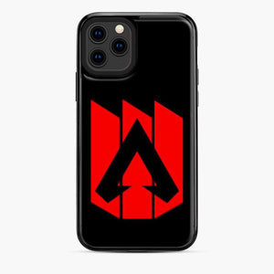 Apex Legends Logo Balck Red iPhone 11 Pro Case