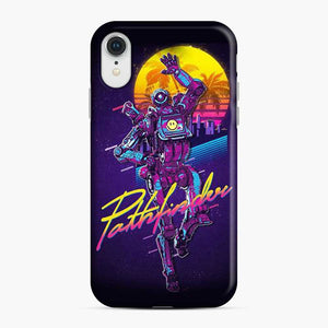 Apex Legends Pathfinder iPhone XR Case