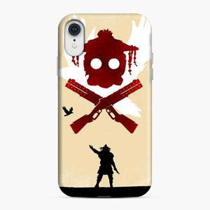 Apex Legends Two Weapons iPhone XR Case