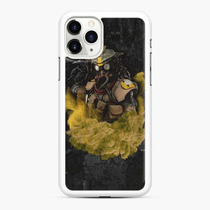 Apex Legends Yellow Smoke iPhone 11 Pro Case