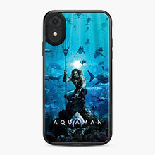 Load image into Gallery viewer, Aquaman Movie Jason Momoa King Of Atlantis iPhone XR Case