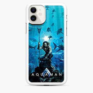 Aquaman Movie Jason Momoa King Of Atlantis iPhone 11 Case
