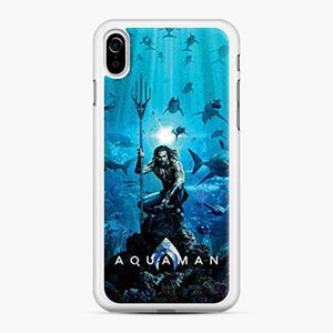 Aquaman Movie Jason Momoa King Of Atlantis iPhone XR Case