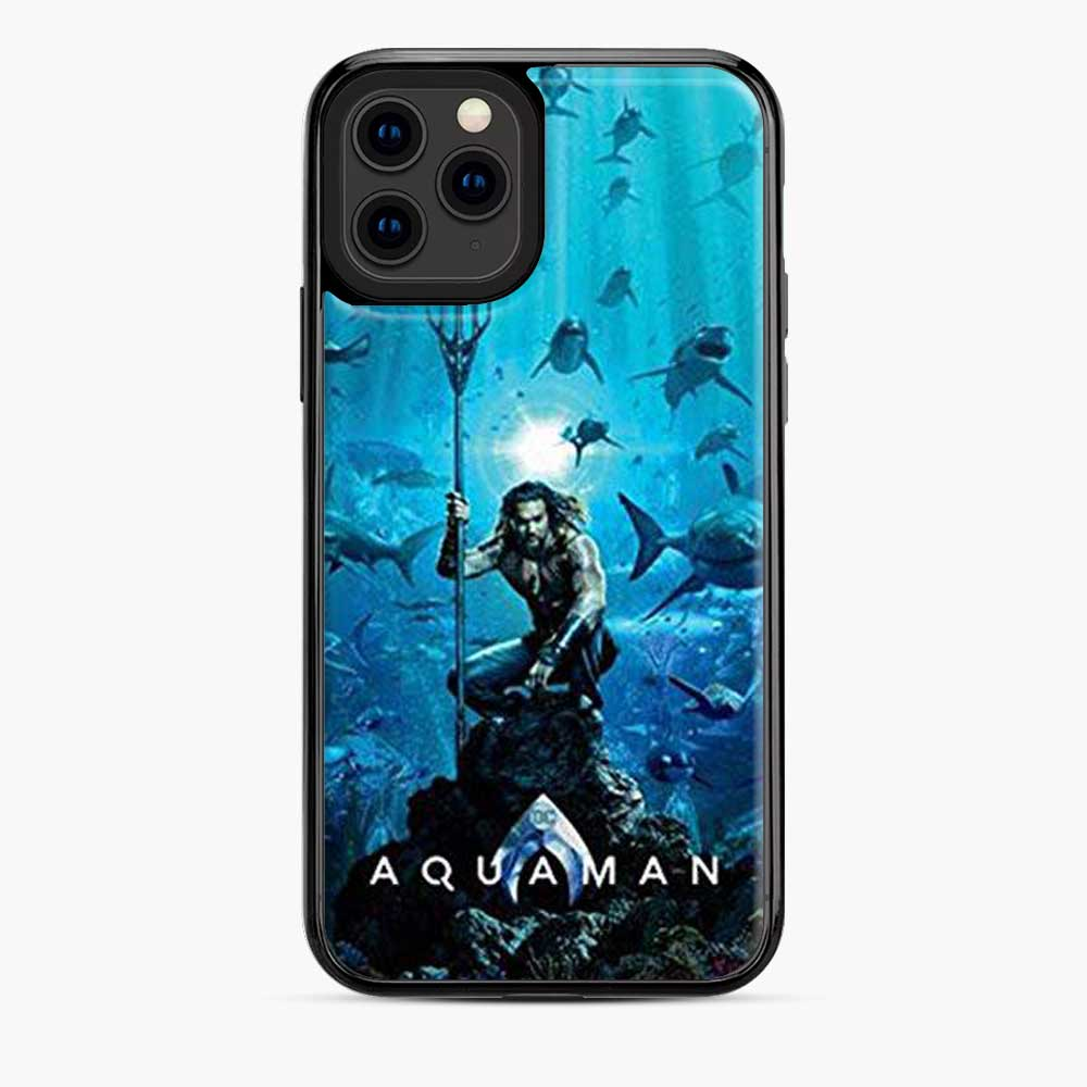 Aquaman Movie Jason Momoa King Of Atlantis iPhone 11 Pro Case