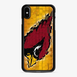 Arizona Cardinals Zigzag iPhone X/XS Case