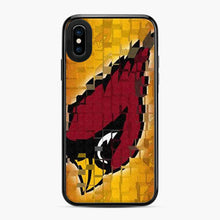 Load image into Gallery viewer, Arizona Cardinals Zigzag iPhone X/XS Case