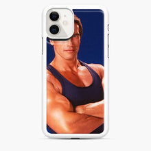 Load image into Gallery viewer, Arnold Schwarzenegger Actor Brown Skin iPhone 11 Case