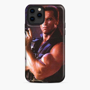 Arnold Schwarzenegger Actor Commando iPhone 11 Pro Case