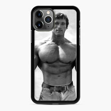 Load image into Gallery viewer, Arnold Schwarzenegger Actor Muscular iPhone 11 Pro Case