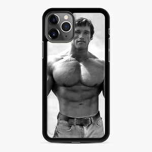 Arnold Schwarzenegger Actor Muscular iPhone 11 Pro Case