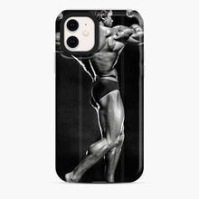 Load image into Gallery viewer, Arnold Schwarzenegger Actor Shaped iPhone 11 Case