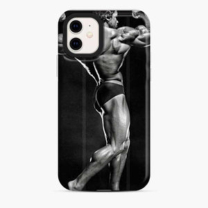Arnold Schwarzenegger Actor Shaped iPhone 11 Case