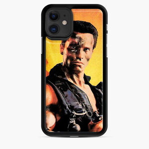 Arnold Schwarzenegger In Commando iPhone 11 Case