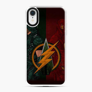 Arrowverse And Flash iPhone XR Case