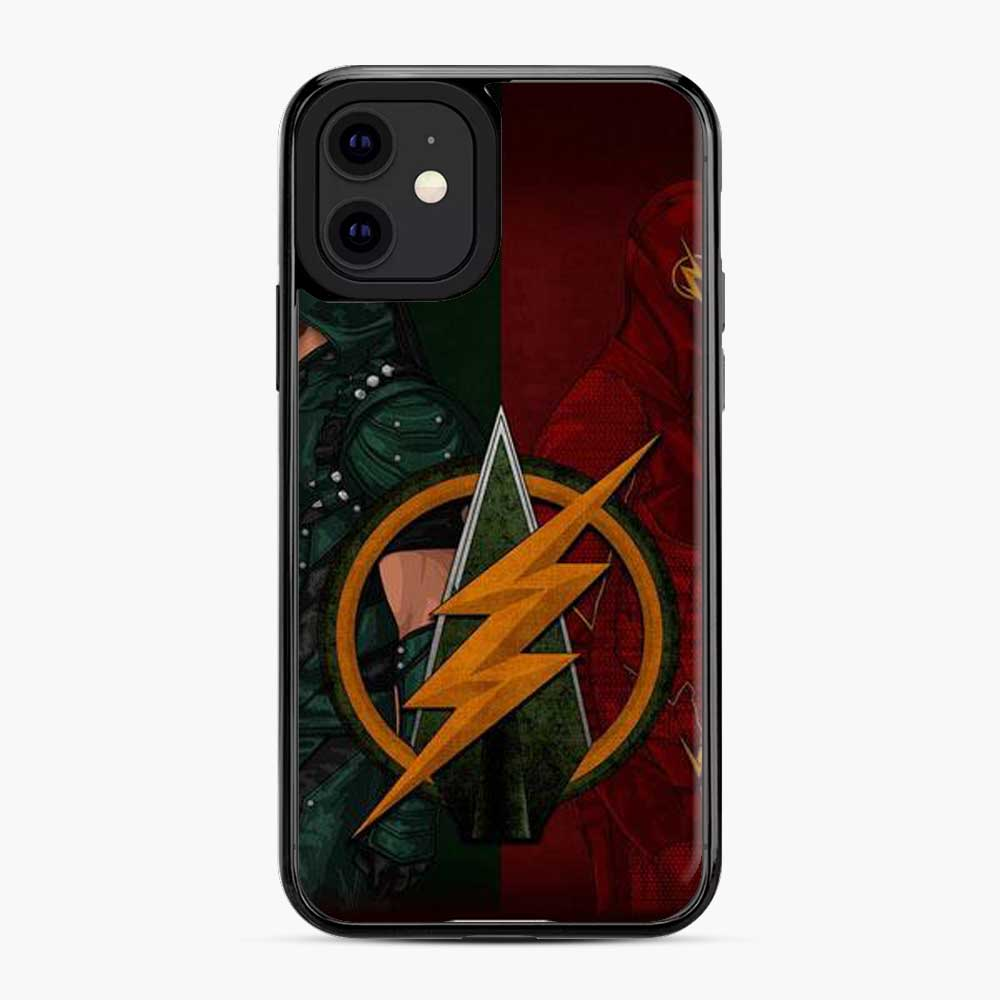 Arrowverse And Flash iPhone 11 Case
