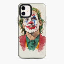 Load image into Gallery viewer, Arthur Fleck Joker Fanart Watercolor iPhone 11 Case