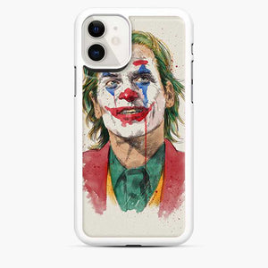 Arthur Fleck Joker Fanart Watercolor iPhone 11 Case