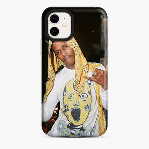 Asap Rocky Babushka Boi Night iPhone 11 Case