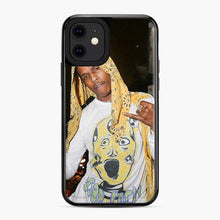Load image into Gallery viewer, Asap Rocky Babushka Boi Night iPhone 11 Case