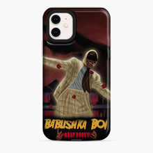 Load image into Gallery viewer, Asap Rocky Babushka Boi Red Rose iPhone 11 Case