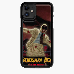 Asap Rocky Babushka Boi Red Rose iPhone 11 Case