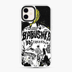 Asap Rocky Babushka Boi Yellow Black iPhone 11 Case