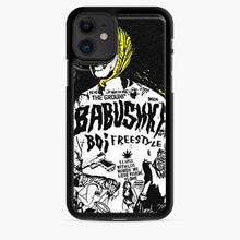 Load image into Gallery viewer, Asap Rocky Babushka Boi Yellow Black iPhone 11 Case