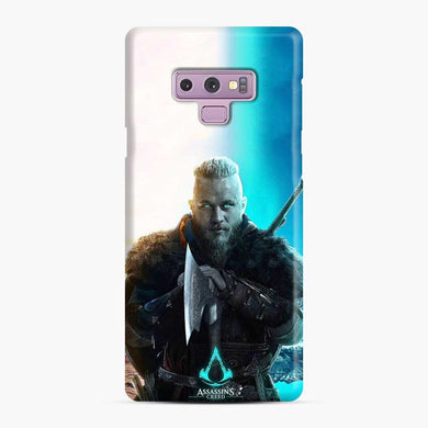 Assassin's Creed Valhalla Fire And Ice Samsung Galaxy Note 9 Case, Snap Case