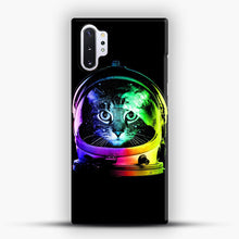 Load image into Gallery viewer, Astronaut Cat Samsung Galaxy Note 10 Plus Case, Snap Case | Webluence.com