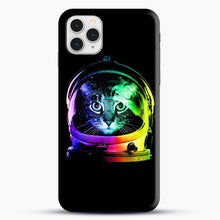 Load image into Gallery viewer, Astronaut Cat iPhone 11 Pro Case, Snap Case | Webluence.com