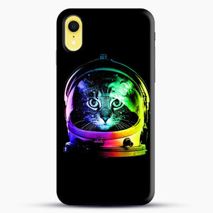 Astronaut Cat iPhone XR Case, Snap Case | Webluence.com