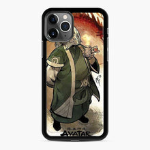 Load image into Gallery viewer, Avatar Iroh Tea iPhone 11 Pro Case
