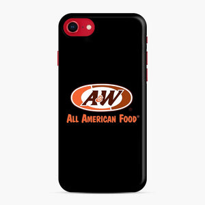 Aw All American Food iPhone 7/8 Case, Snap Case | Webluence.com