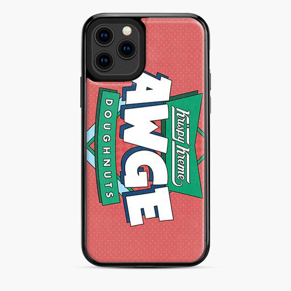 Awge Asap Rocky Pink iPhone 11 Pro Case