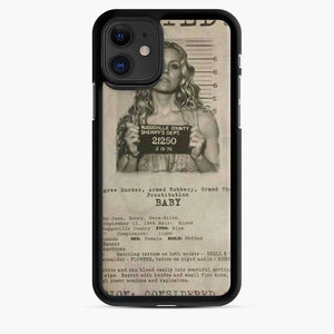 Baby Firefly 3 From Hell Wanted iPhone 11 Case