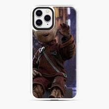 Load image into Gallery viewer, Baby Groot Greet iPhone 11 Pro Case